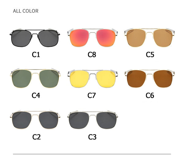 Johnny Depp's Pilot Sunglasses