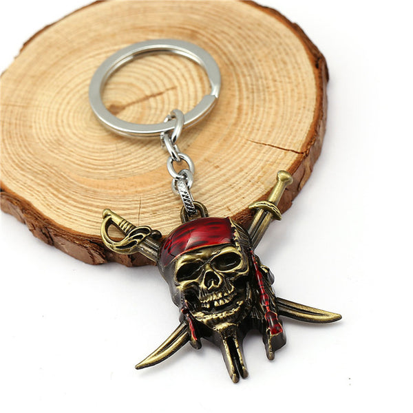 The Pirate Skull - Keychain