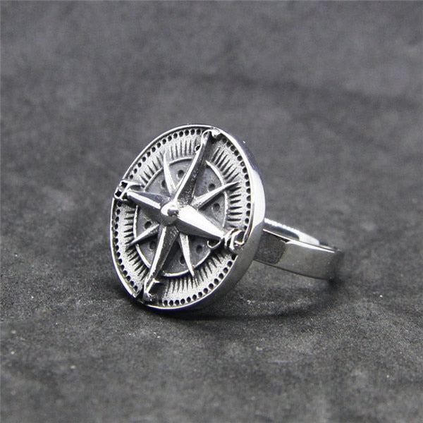 Captain Jack's Compass - Ring