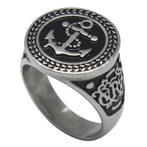 Anchored - Ring