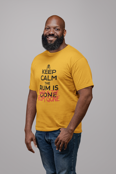 RUM IS GONE T-Shirt