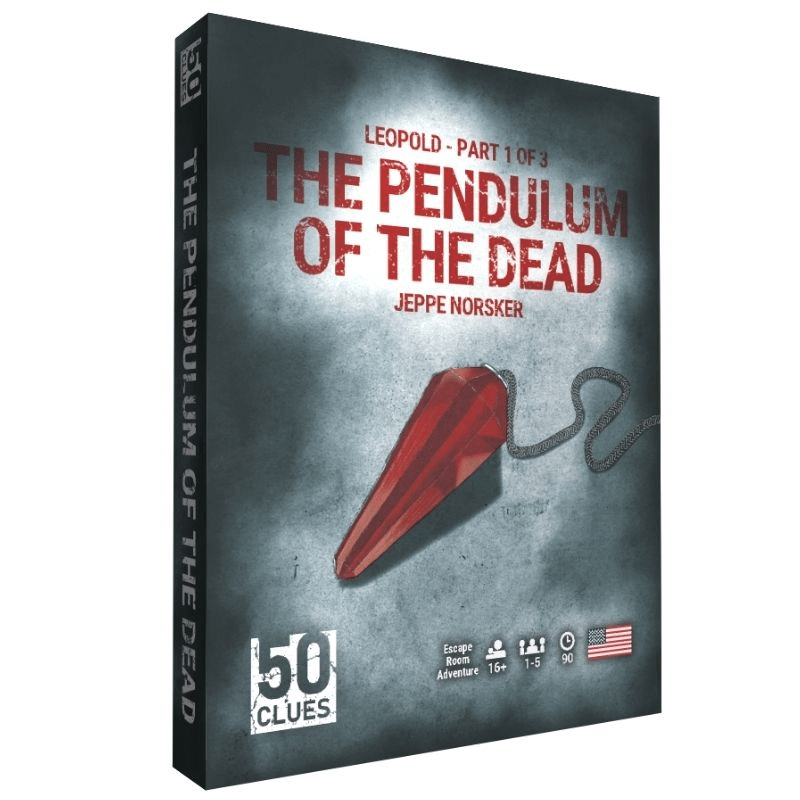 50 Clues Part 1: The Pendulum of the Dead