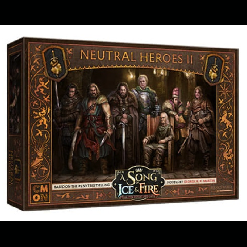 A Song of Ice & Fire: Neutral Heroes II
