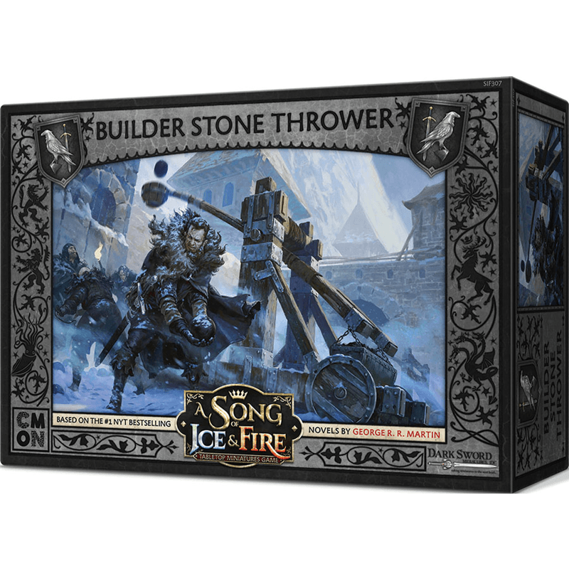 A Song of Ice & Fire: Tabletop Miniatures Game – Builder Stone Thrower