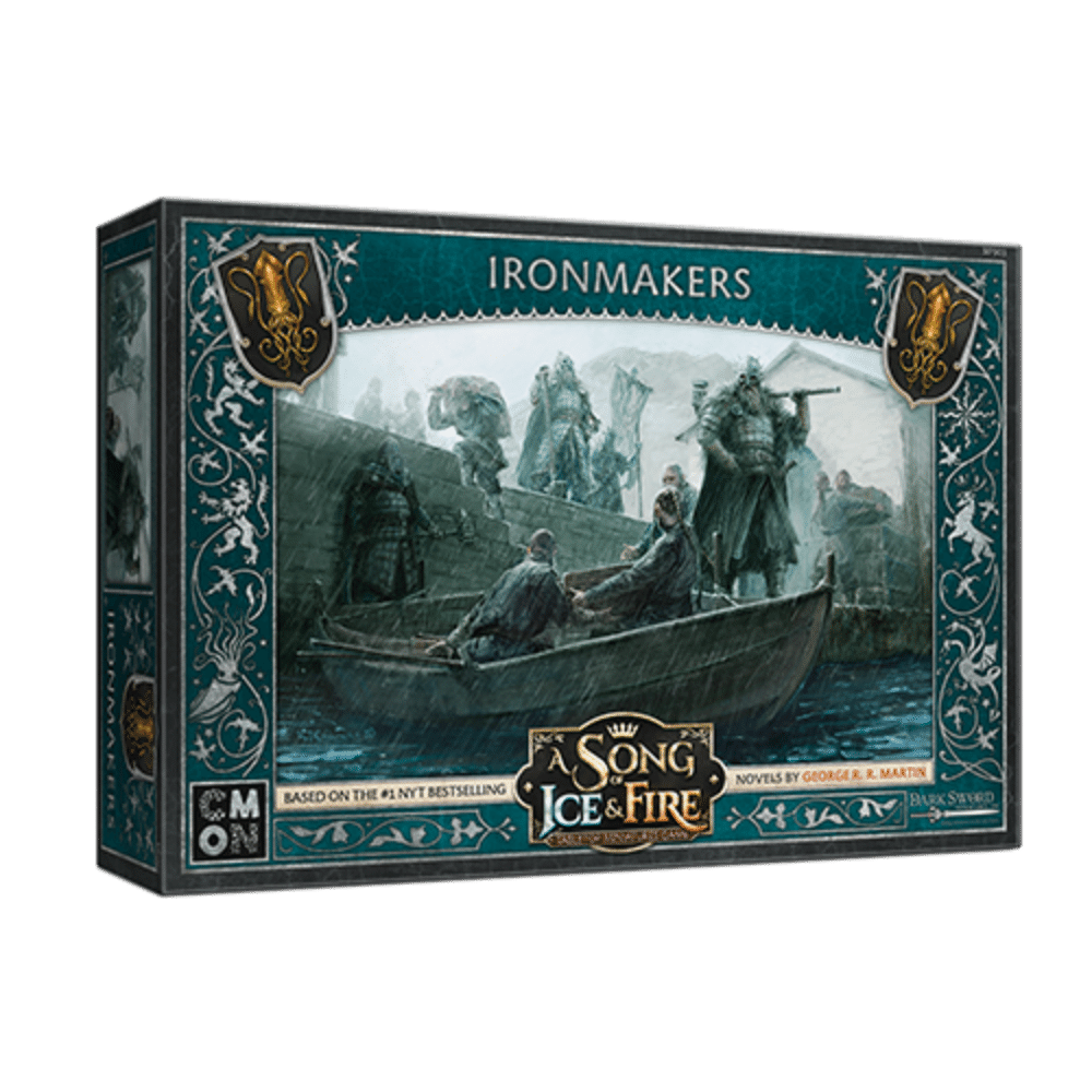 A Song of Ice & Fire: Greyjoy Ironmakers (PRE-ORDER)