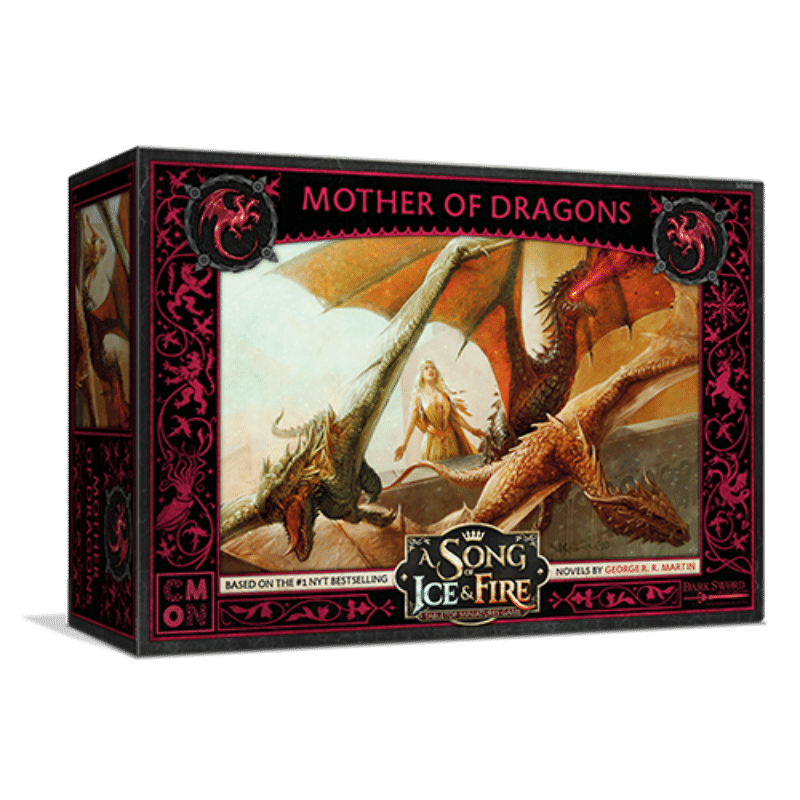 A Song of Ice & Fire: Tabletop Miniatures Game – Mother of Dragons (PRE-ORDER)