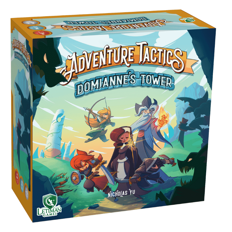 Adventure Tactics: Domianne's Tower (PRE-ORDER)