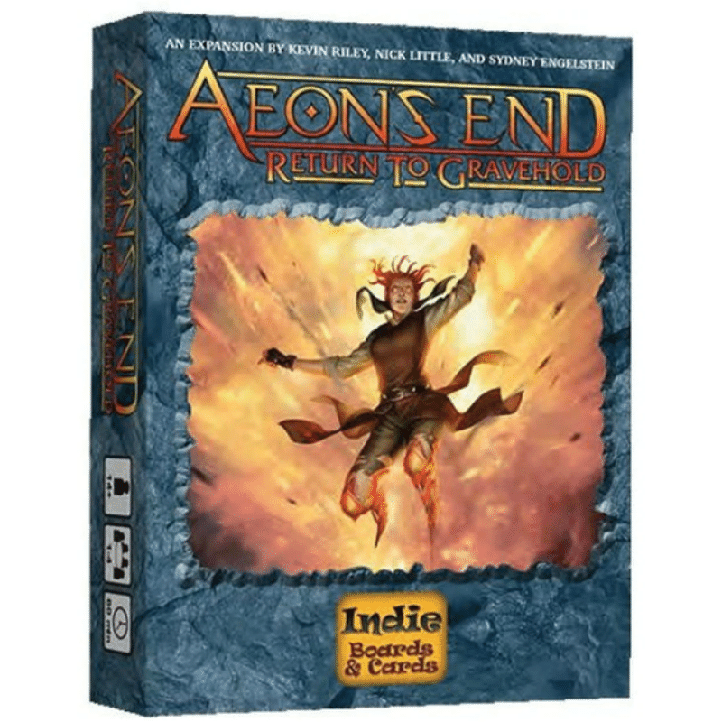 Aeon's End: Return to Gravehold (PRE-ORDER)