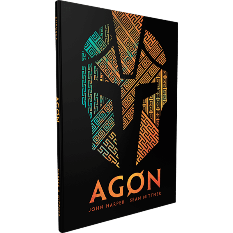 Agon RPG (2nd Edition)