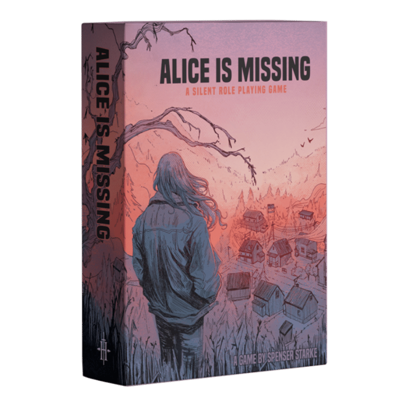 Alice Is Missing RPG (PRE-ORDER)