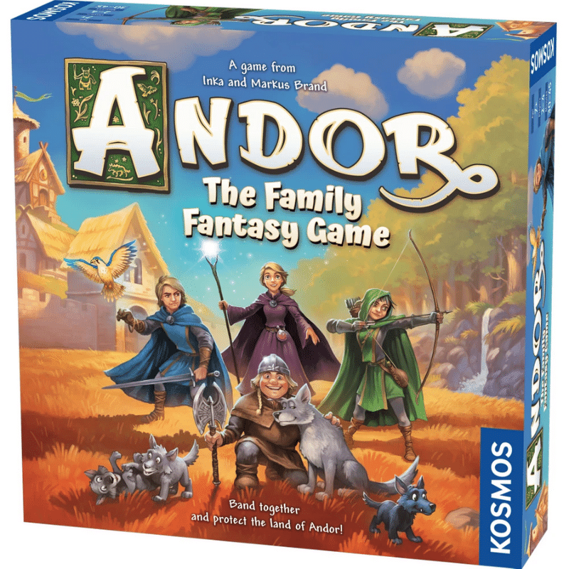 Andor: The Family Fantasy Game (PRE-ORDER)