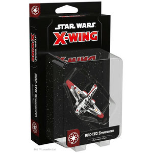 Star Wars: X-Wing (Second Edition) – ARC-170 Starfighter Expansion Pack (PRE-ORDER)