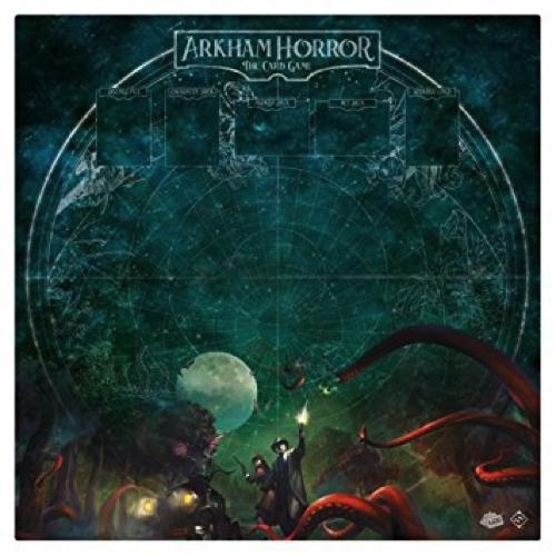 Arkham Horror: The Card Game - Countless Terrors 1-4 Player Playmat