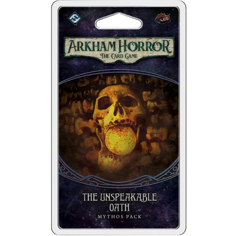 Arkham Horror: The Card Game – The Unspeakable Oath