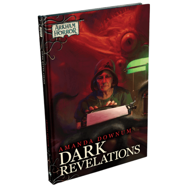 Arkham Horror: The Card Game – Dark Revelations