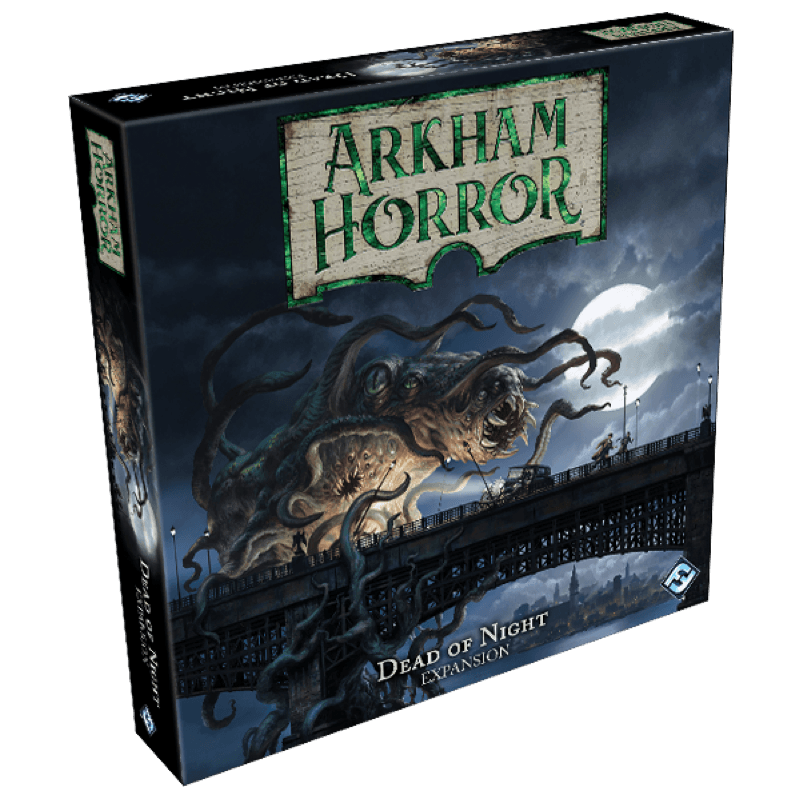 Arkham Horror (Third Edition): Dead of Night (PRE-ORDER)