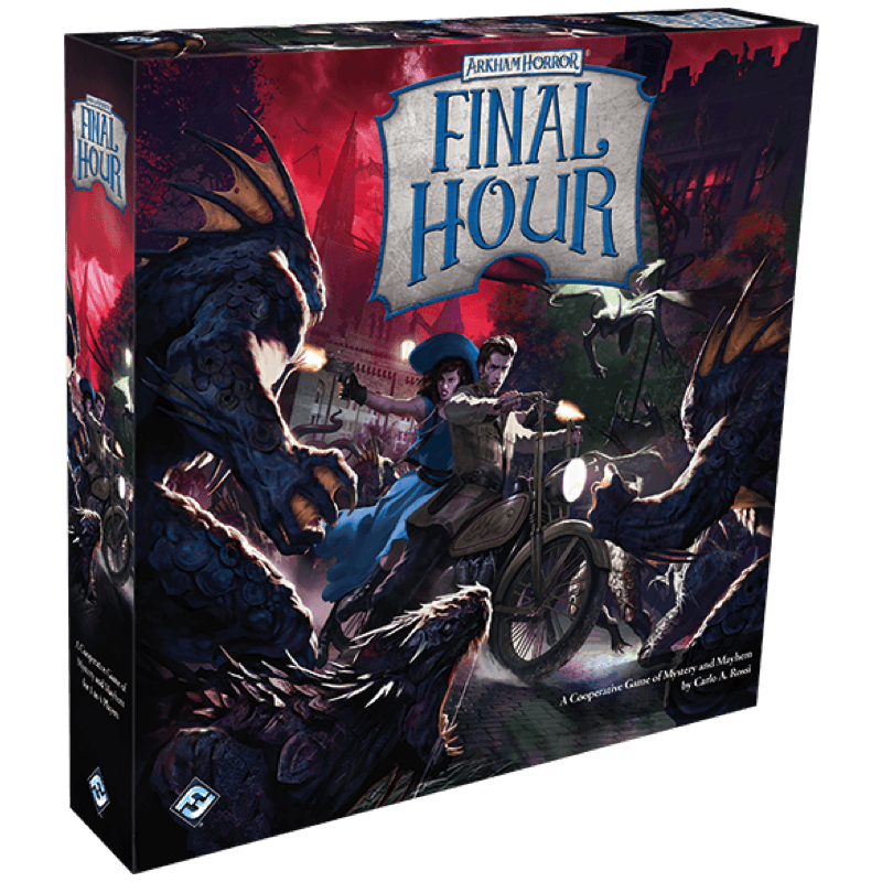 Arkham Horror: Final Hour (PRE-ORDER)