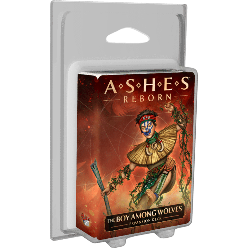 Ashes Reborn: The Boy Among Wolves (PRE-ORDER)