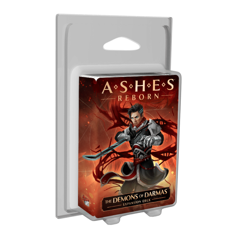 Ashes Reborn: The Demons of Darmas (PRE-ORDER)