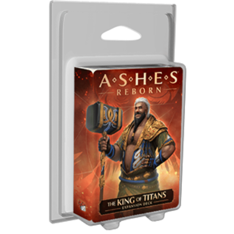 Ashes Reborn: The King of Titans (PRE-ORDER)