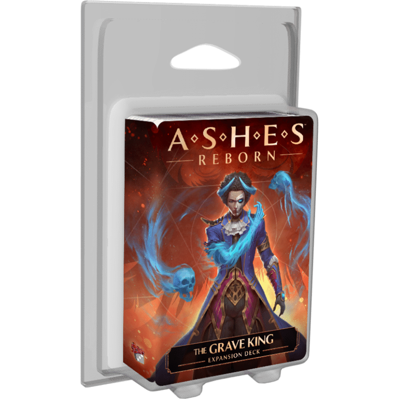 Ashes Reborn: The Grave King (PRE-ORDER)