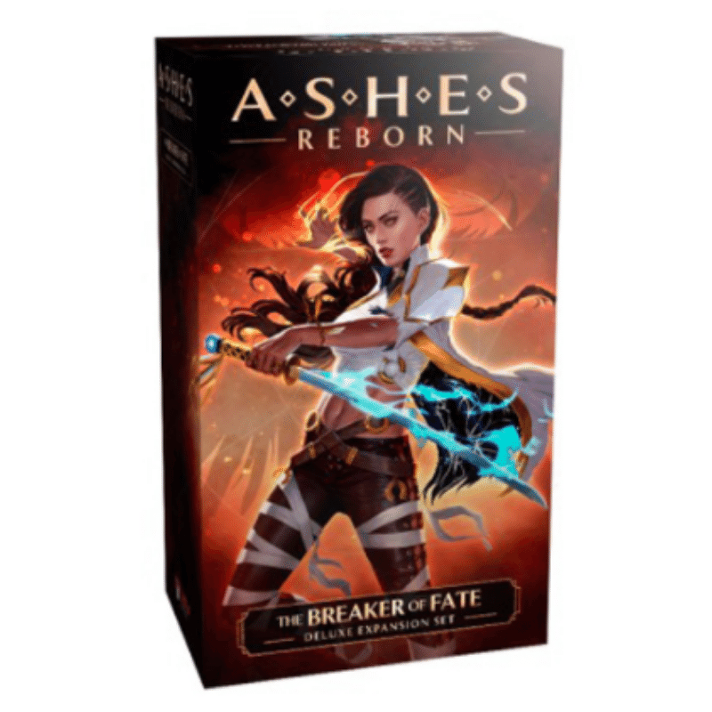 Ashes Reborn: The Breaker of Fate (Deluxe Expansion) (PRE-ORDER)