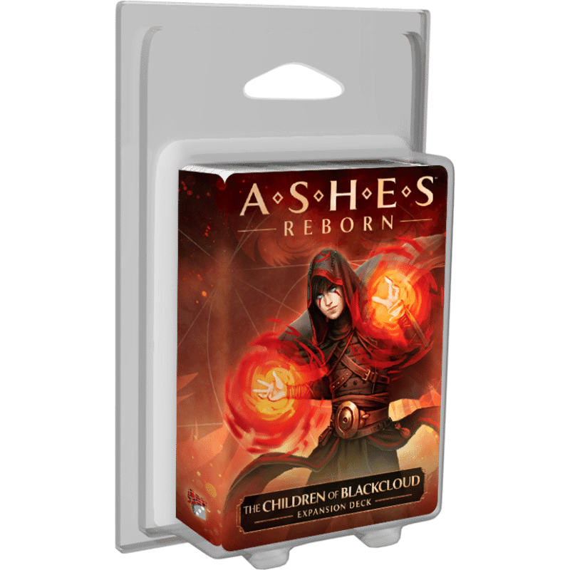 Ashes Reborn: The Children of Blackcloud (PRE-ORDER)