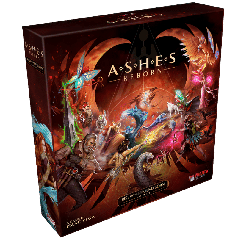 Ashes Reborn: Rise of the Phoenixborn (PRE-ORDER)