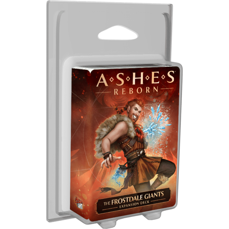 Ashes Reborn: The Frostdale Giants (PRE-ORDER)