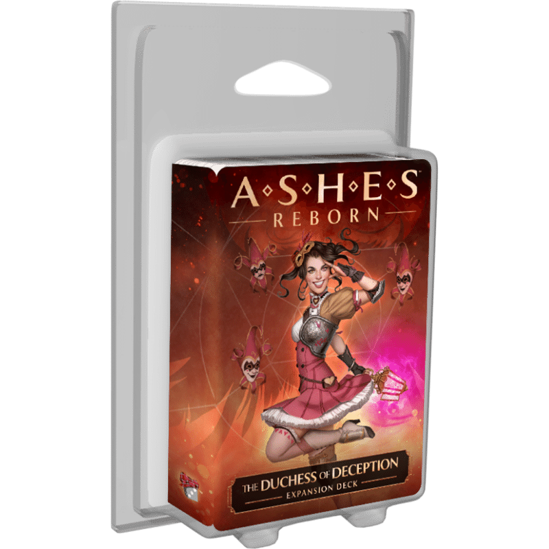 Ashes Reborn: The Duchess of Deception (PRE-ORDER)