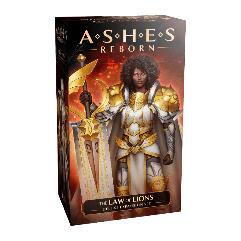 Ashes Reborn: The Law of Lions (Deluxe Expansion) (PRE-ORDER)