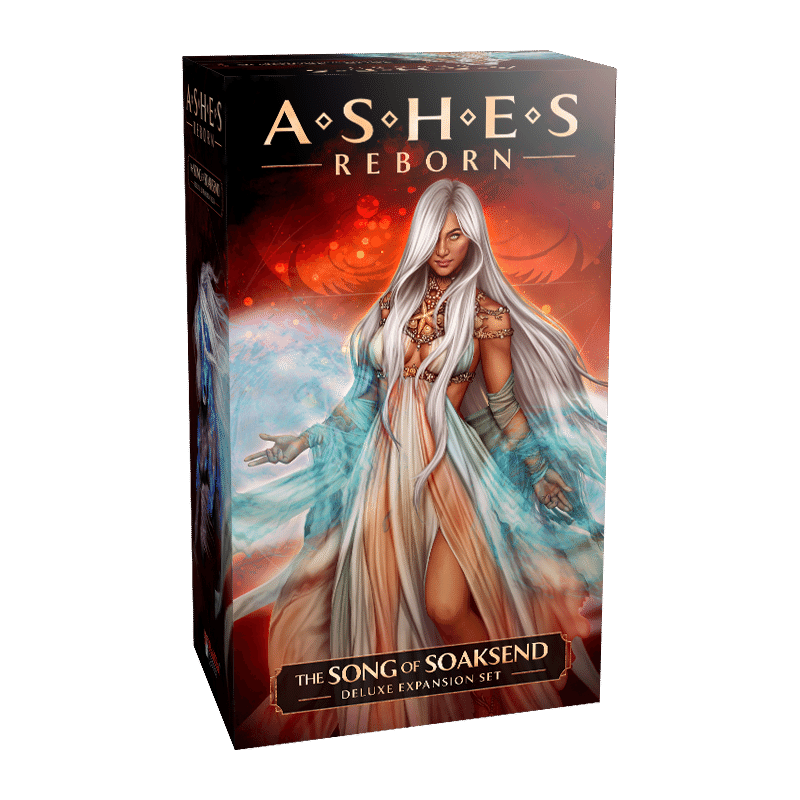 Ashes Reborn: The Song of Soaksend (Deluxe Expansion) (PRE-ORDER)