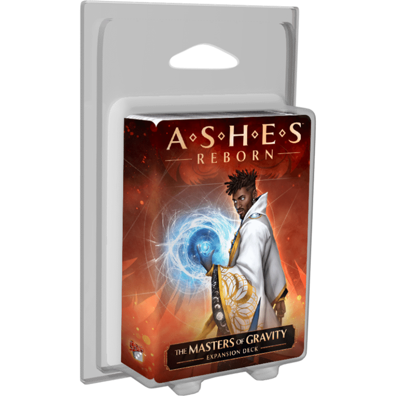 Ashes Reborn: The Masters of Gravity (PRE-ORDER)