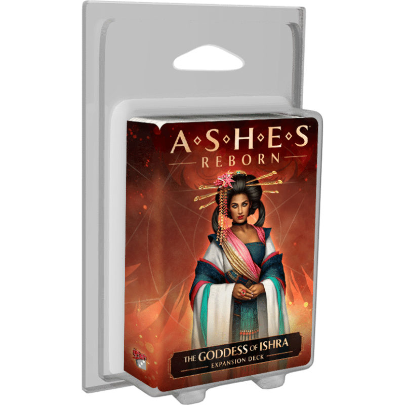 Ashes Reborn: The Goddess of Ishra (PRE-ORDER)