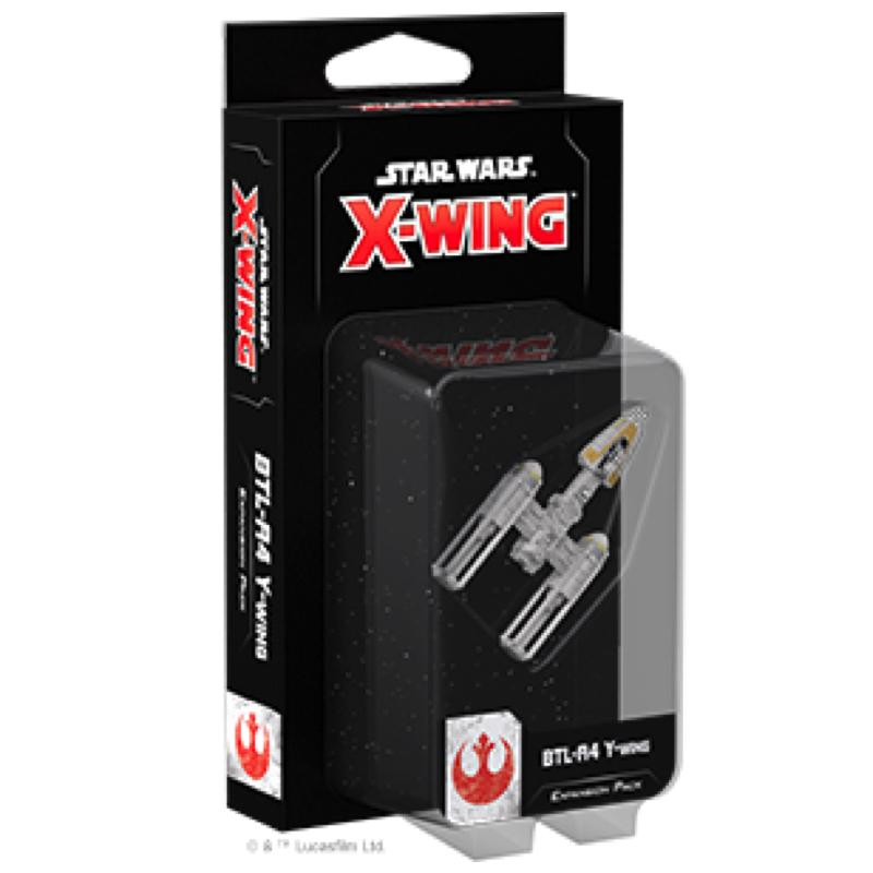 Star Wars: X-Wing (Second Edition) – BTL-A4 Y-Wing Expansion Pack