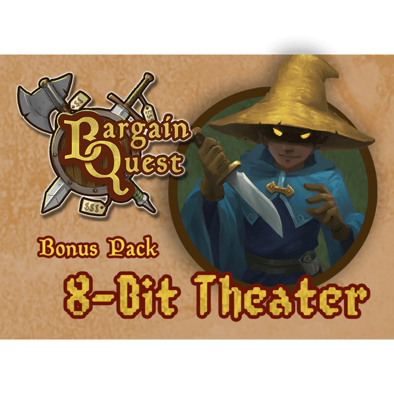 Bargain Quest: 8-Bit Theatre Bonus Pack