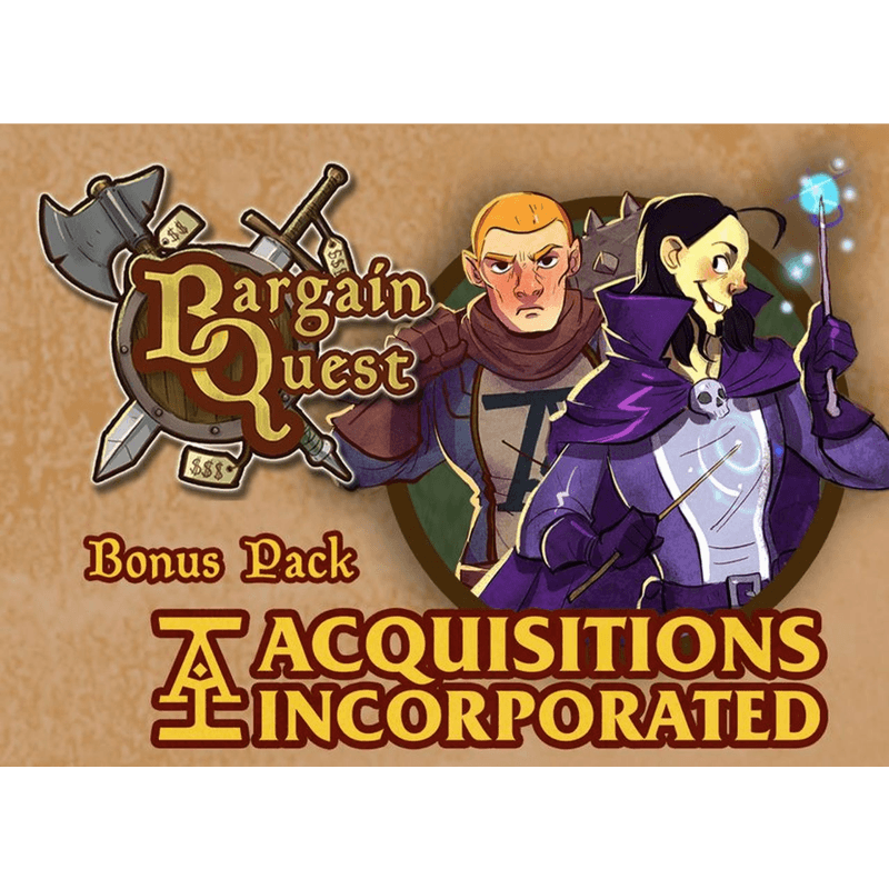 Bargain Quest: Acquisitions Incorporated Bonus Pack