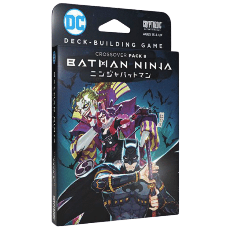 DC Comics Deck-Building Game: Crossover Pack 8 – Batman Ninja (PRE-ORDER)