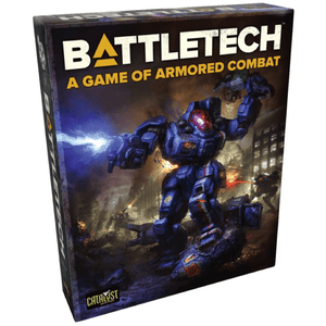 BattleTech: A Game of Armored Combat (PRE-ORDER)