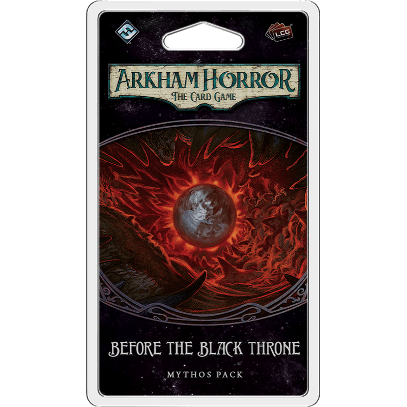 Arkham Horror: The Card Game – Before the Black Throne: Mythos Pack (PRE-ORDER)