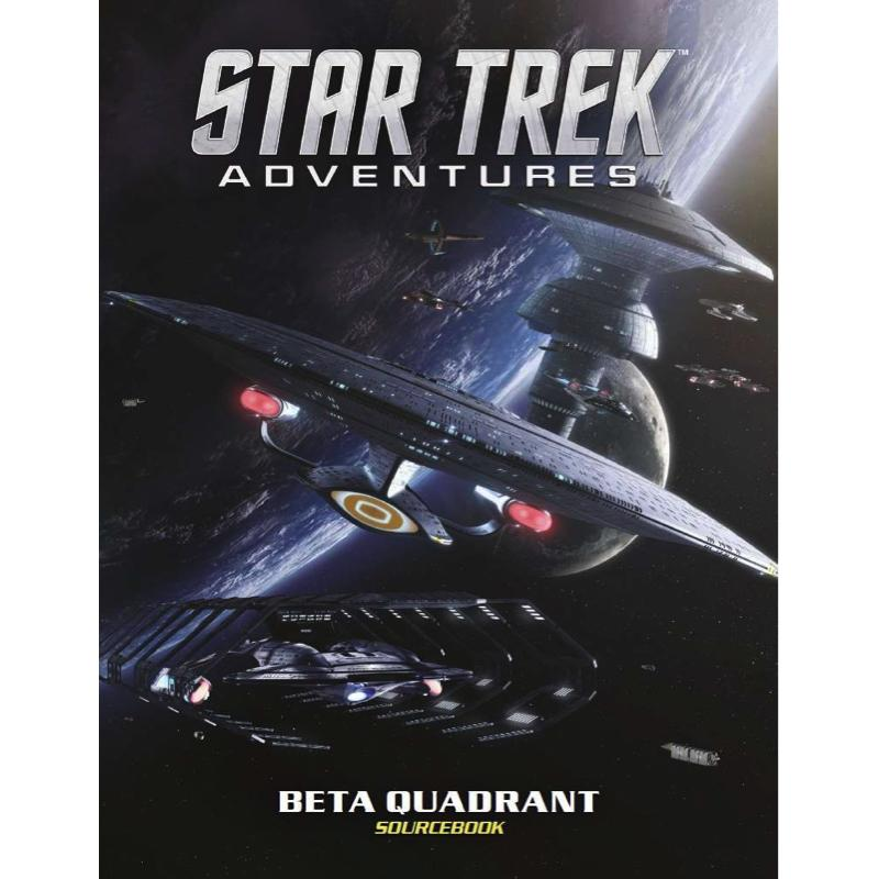 Star Trek Adventures: Beta Quadrant Sourcebook