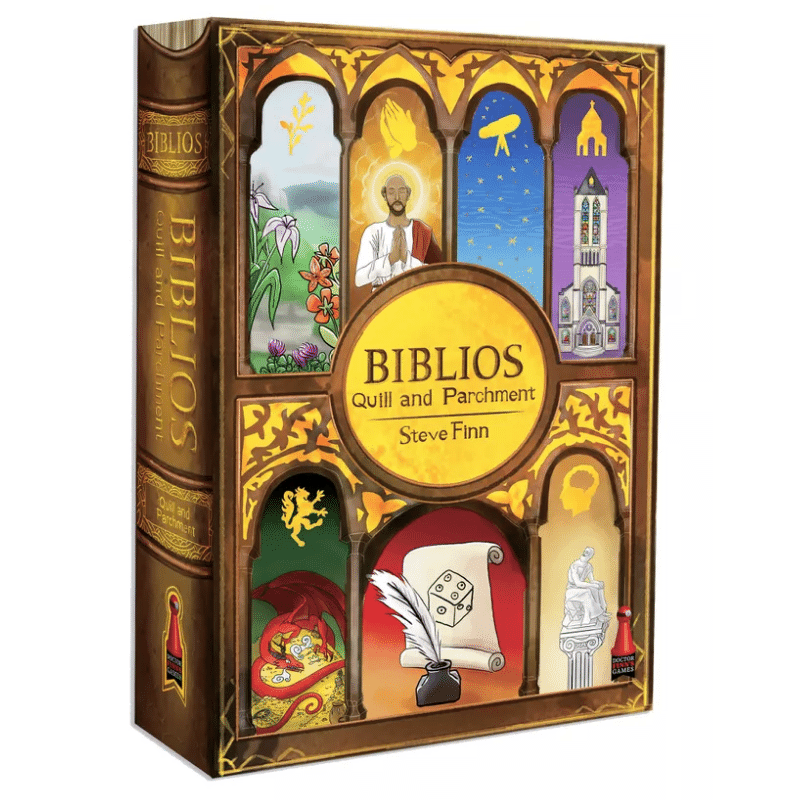 Biblios: Quill and Parchment (PRE-ORDER)