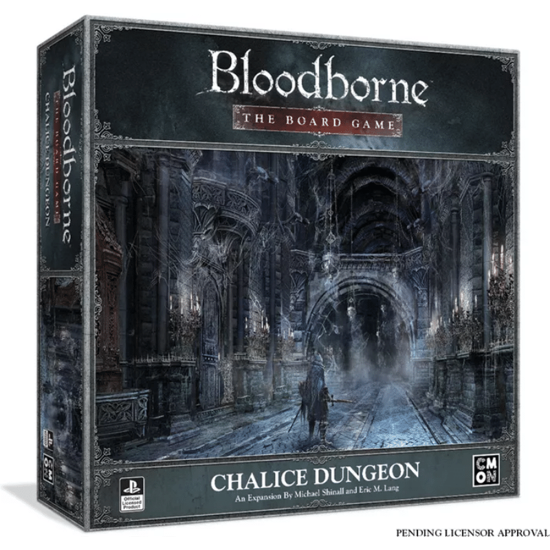 Bloodborne: The Board Game – Chalice Dungeon (PRE-ORDER)