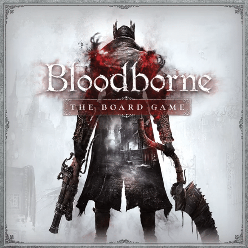 Bloodborne: The Board Game (PRE-ORDER)