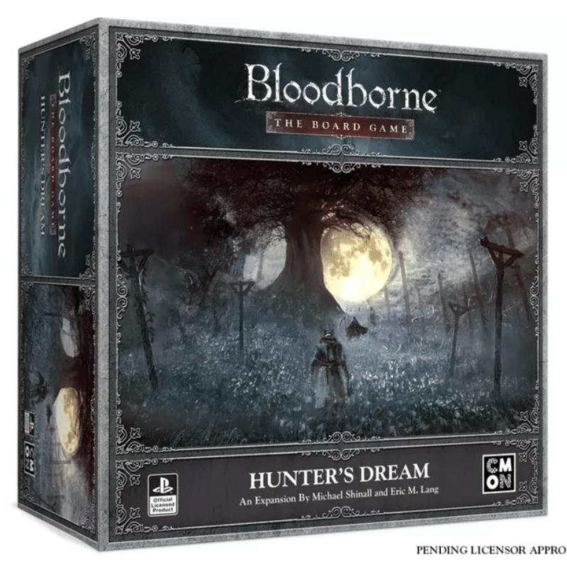 Bloodborne: The Board Game – Hunter's Dream (PRE-ORDER)