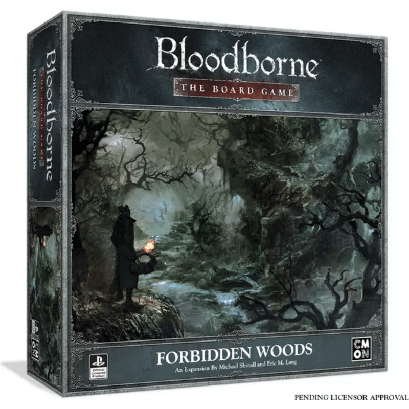 Bloodborne: The Board Game – Forbidden Woods (PRE-ORDER)
