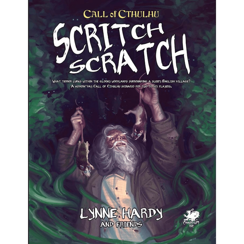 Call of Cthulhu (7th Edition): Scritch Scratch (PRE-ORDER)