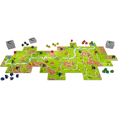 Carcassonne: 20th Anniversary Edition (PRE-ORDER)