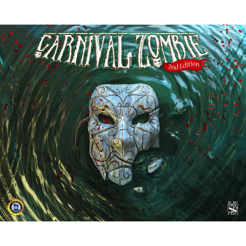 Carnival Zombie: 2nd Edition (PRE-ORDER)