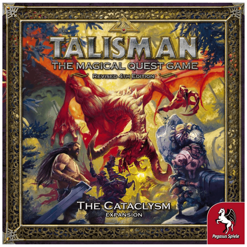 Talisman: The Cataclysm (Expansion)
